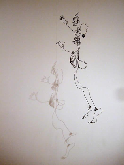 Alexander CalderRobert Rauschenberg Monogram 1955 59
